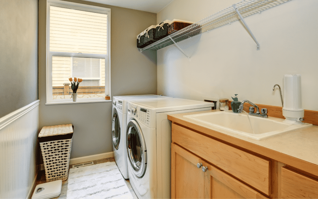 dryers in tight space