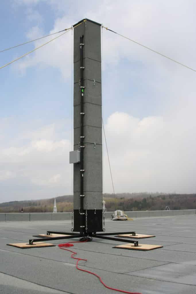 chimney swift tower