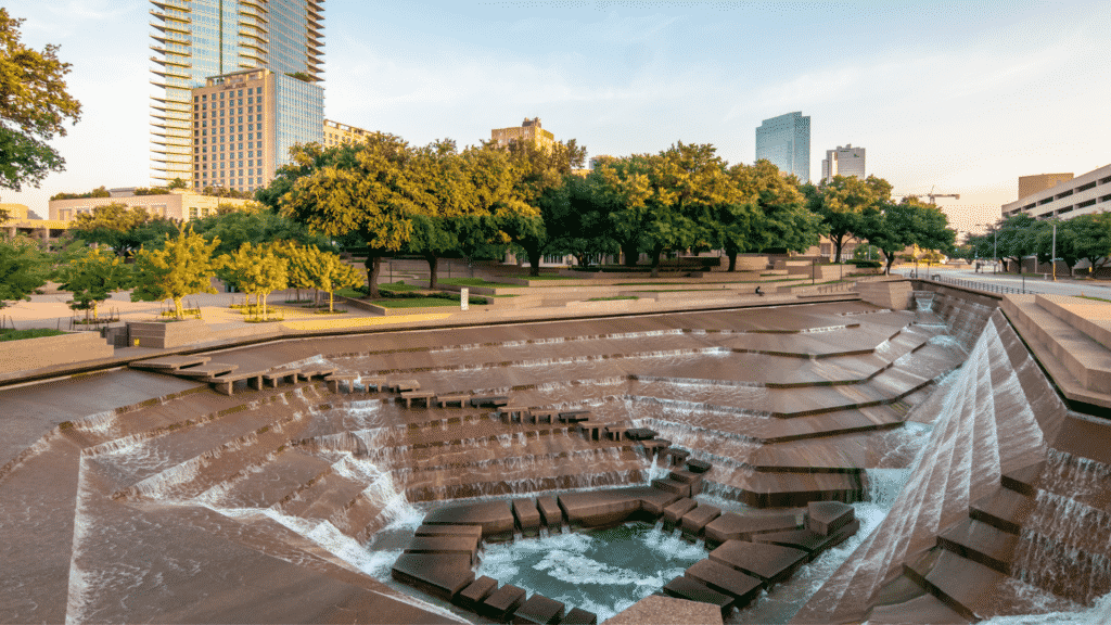 Fort Worth fountains   fort worth air duct cleaning