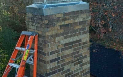4 Signs You Need a Chimney Cap Repair
