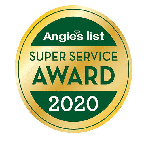 best air duct company Angies list award
