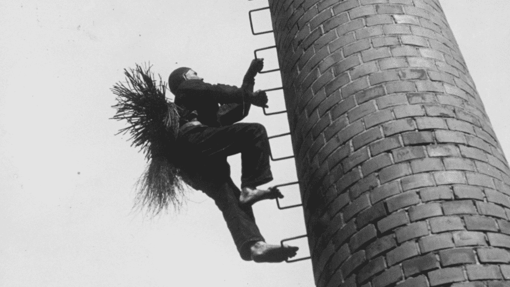 what is a chimney sweep