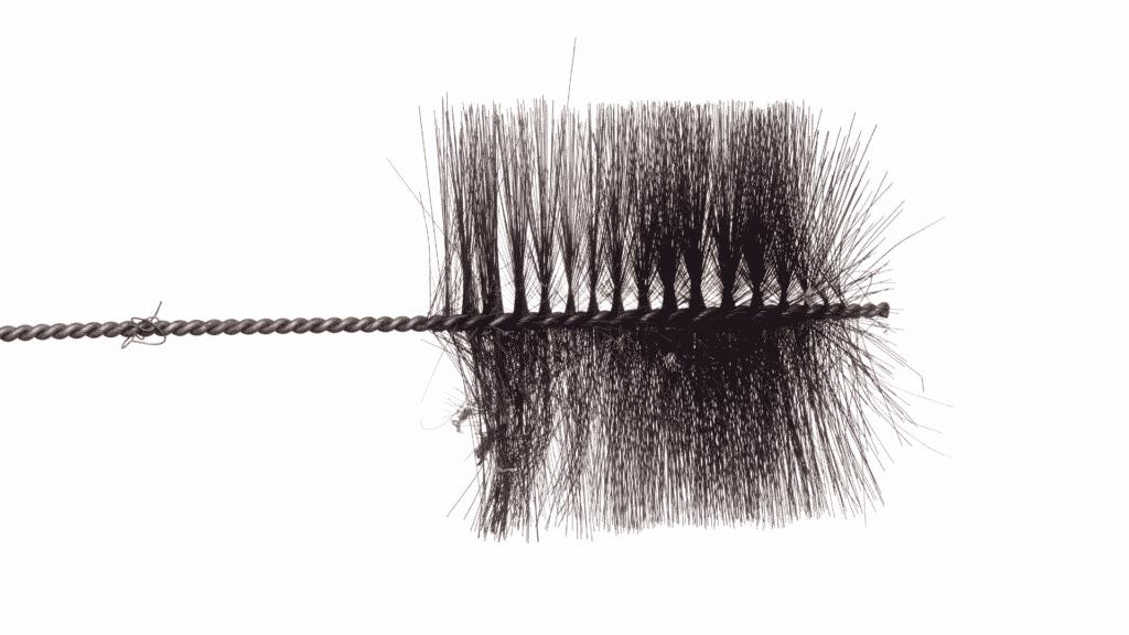 chimney sweep tools brush
