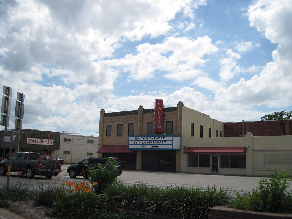 Dryer Vent Cleaning in Haltom City Theater