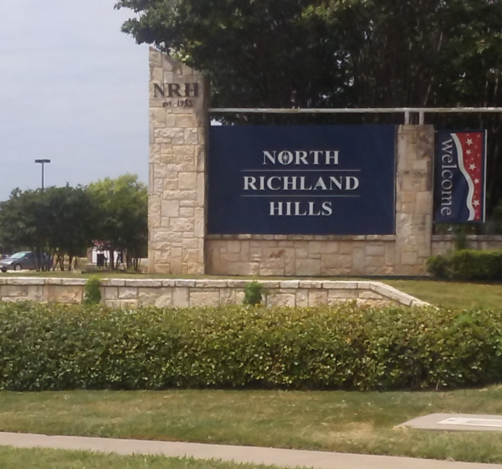 Dryer Vent Cleaning in North Richland Hills Sign