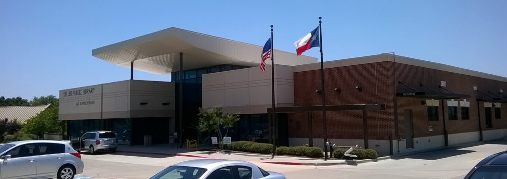 Keller, TX, Public Library